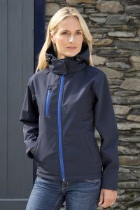 Kurtka damska Softshell z kapturem TX Performance